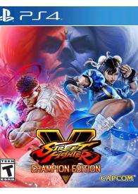 PS4 Street Fighter V - Champion Edition - GamesGuru