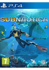 PS4 Subnautica - GamesGuru