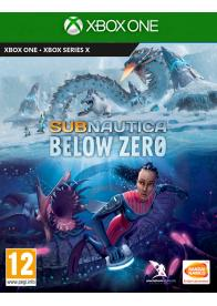 XBOX ONE/XSX Subnautica: Below Zero- GamesGuru