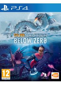 PS4 Subnautica: Below Zero- GamesGuru