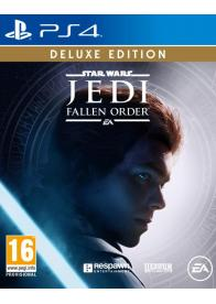 PS4 Star Wars: Jedi Fallen Order Deluxe Edition - GamesGuru