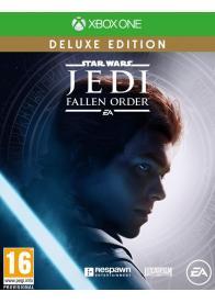 XBOX ONE Star Wars: Jedi Fallen Order Deluxe Edition - GamesGuru
