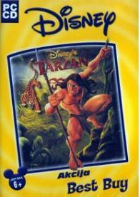 GamesGuru.rs - Tarzan - Igrica za kompjuter