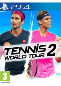 PS4 Tennis World Tour 2 - GamesGuru