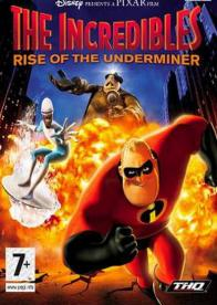 GamesGuru.rs - The Incredibles: Rise of the Underminer