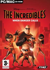 GamesGuru.rs - The Incredibles: When Danger Calls - Igrica za kompjuter