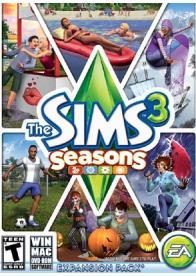 GamesGuru.rs - The Sims 3: Seasons (Ekspanzija) - Originalna igrica za kompjuter