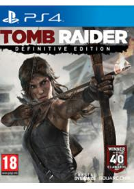 PS4 Tomb Raider Definitive Edition - GamesGuru