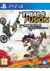 PS4 Trials Fusion The Awesome Max Edition - GamesGuru
