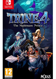 Switch Trine 4: The Nightmare Prince - GamesGuru