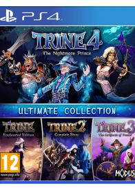 PS4 Trine Ultimate Collection - GamesGuru