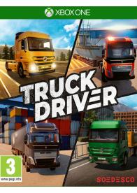 XBOXONE Truck Driver - GamesGuru