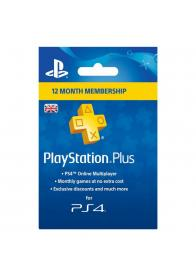 Playstation Plus pretplata 12 meseca UK nalog - GamesGuru