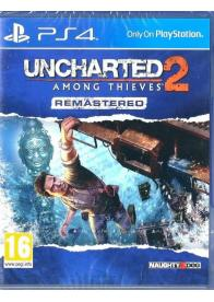 PS4 UNCHARTED 2 REMASTERED