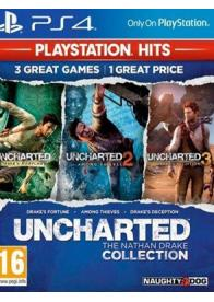 PS4 Uncharted Collection Playstation hits - GamesGuru