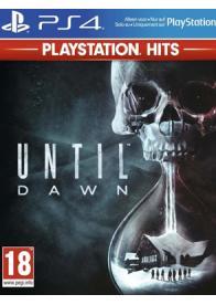 PS4 Until Dawn - Playstation Hits - GamesGuru