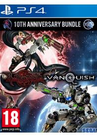 PS4 Bayonetta & Vanquish 10th Anniversary Bundle - GamesGuru