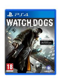 PS4 WATCH DOGS - KORIŠĆEN