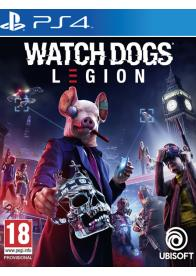 PS4 Watch Dogs: Legion - GameGuru