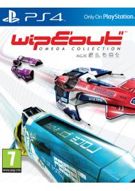 PS4 Wipeout Omega Collection - GamesGuru