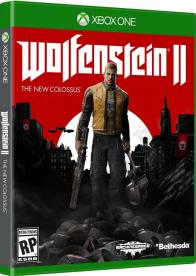 XBOXONE Wolfenstein 2 The New Colossus Collector's Edition