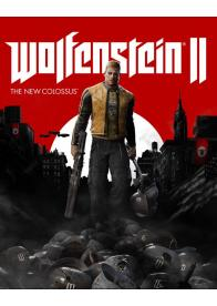 PC Wolfenstein 2 The New Colossus Collector's Edition