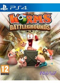 PS4 Worms Battlegrounds - KORIŠĆENO - GAMESGURU