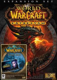 GamesGuru.rs - World of Warcraft Cataclysm + Prepaid card
