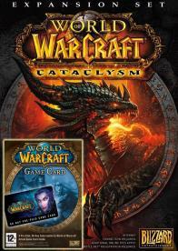 GamesGuru.rs - World of Warcraft Cataclysm + Prepaid card