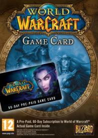PC World of Warcraft Prepaid Cards