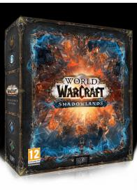 PC World of Warcraft: Shadowlands - Collectors Edition - GamesGuru