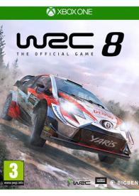 XBOX ONE WRC 8 - GamesGuru
