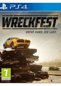 PS4 Wreckfest - GamesGuru