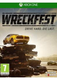 XBOX ONE Wreckfest - GamesGuru