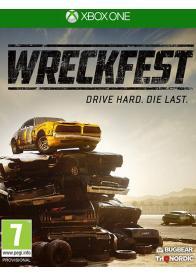 XBOX ONE Wreckfest - GamesGuru