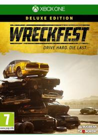 XBOX ONE Wreckfest Deluxe Edition - GamesGuru