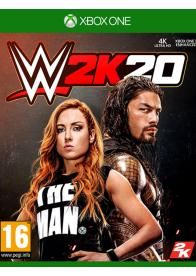 XBOXONE WWE 2k20 - GamesGuru