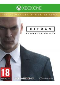 Hitman The Complete First Season Steelbook Edition