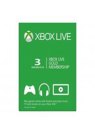 XBOX LIVE GOLD 3 MESECI - GamesGuru