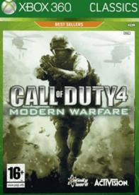 GamesGuru.rs - Call of Duty 4 Modern Warfare Classic - Originalna igrica za Xbox