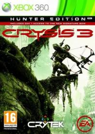 GamesGuru.rs - Crysis 3 Hunter Edition - Originalna igrica za Xbox360