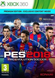 Pro Evolution Soccer 2018 Premium EditionGAMES GURU