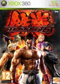 GamesGuru.rs - Tekken 6 - Igrica za Xbox