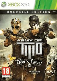 GamesGuru-Army of Two:Devil's Cartel Overkill edition-Originalna igrica za Xbox