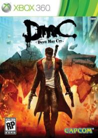 GamesGuru.rs - DmC: Devil May Cry - Originalna igrica za Xbox 360