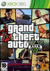 GamesGuru.rs - Grand Theft Auto V - Originalna igrica za Xbox 360