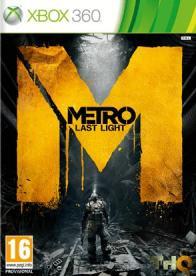 GamesGuru.rs - Metro: Last Light - Originalna igrica za Xbox 360