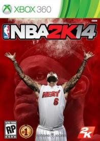 GamesGuru.rs - NBA 2K14 - Preorder - Originalna igrica za Xbox 360