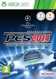GamesGuru-Pro Evolution Soccer 2014-PES 2014-Originalna igrica za Xbox
