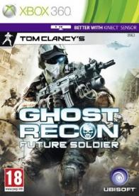 GamesGuru.rs - Tom Clancy's Ghost Recon Future Soldier - Preorder - Igra za Xbox